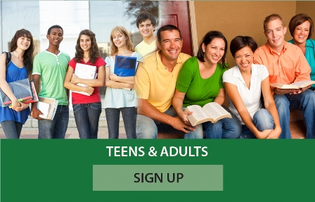 Teens & Adults Signup